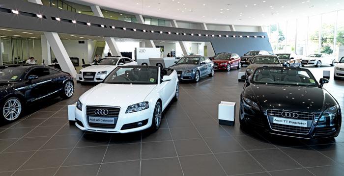 Audi Dealers In Melbourne Auto Cars - Audi car showroom